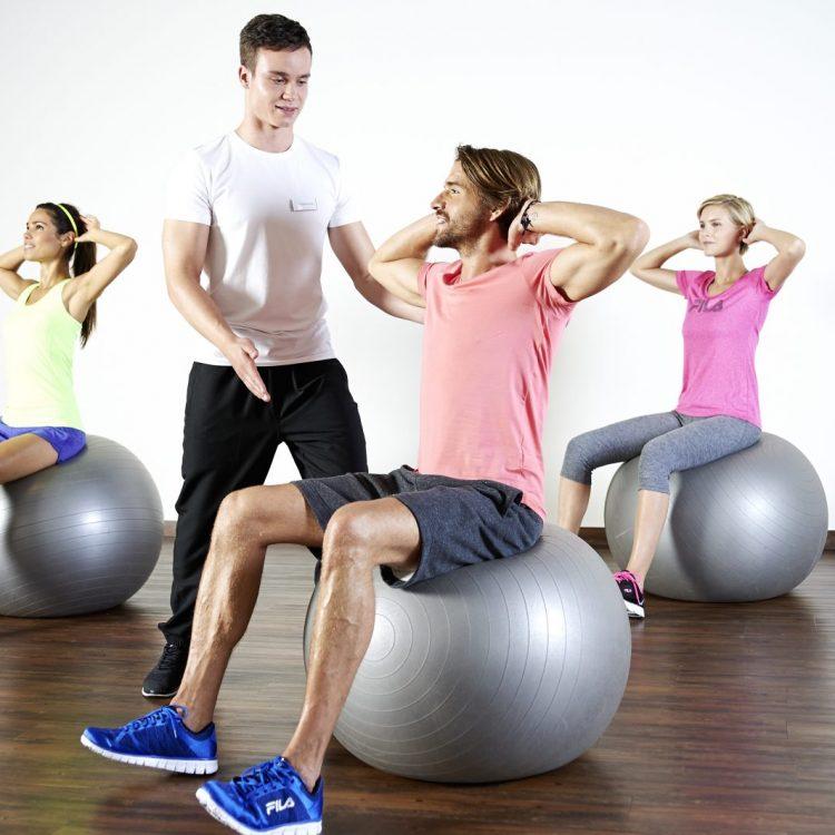 Wellness-Workout